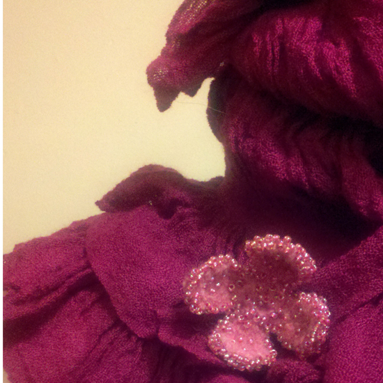 Noni-bling-flower-with-ruffled-scarf