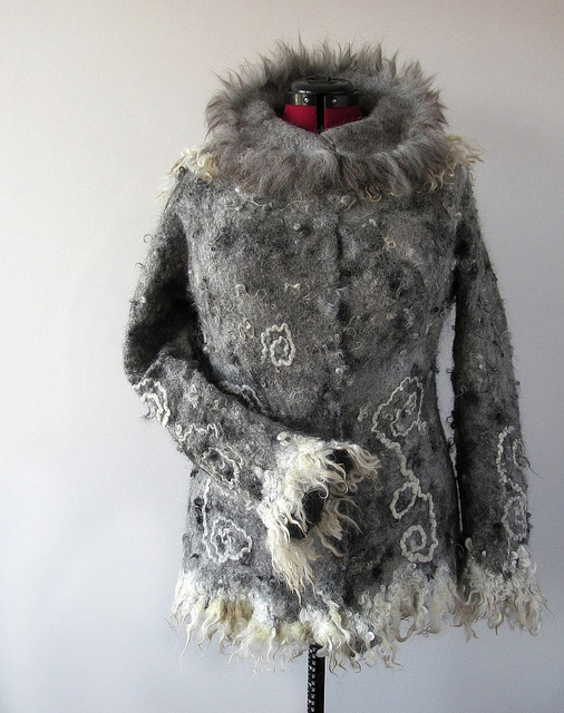 Felted Jacket1